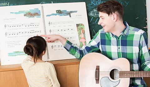 英会話・洋楽コース