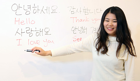 韓流・K-POPコース